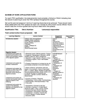 bike to work scheme application form