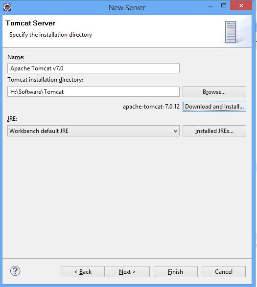 what is the use of tomcat application server