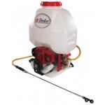 concrete sealer application pump spray