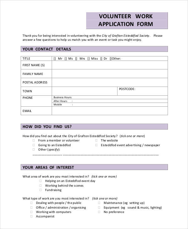 bcc housing benefit application form