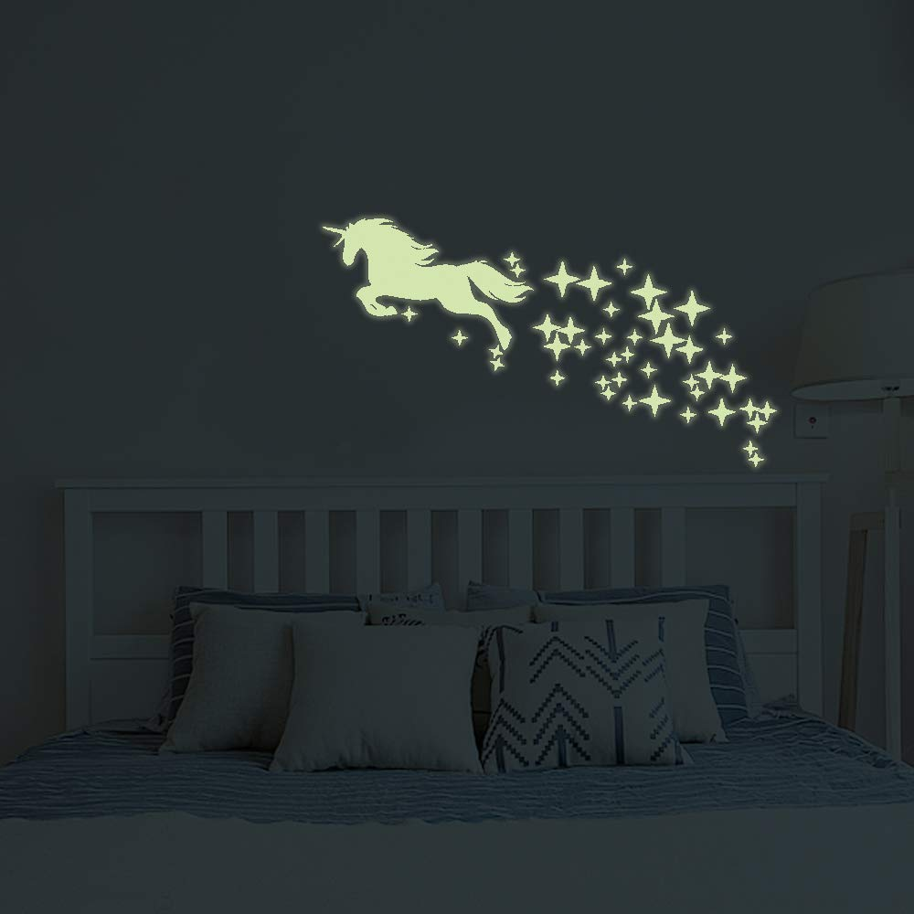 glow in the dark stars ascertain applicable rates