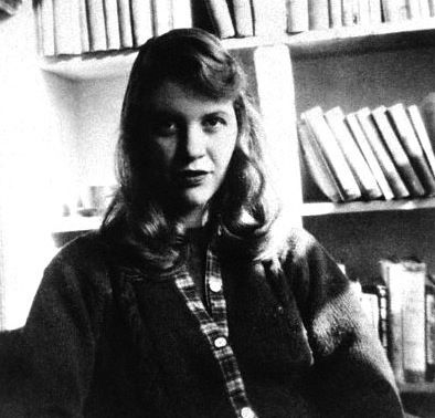 the applicant sylvia plath criticism