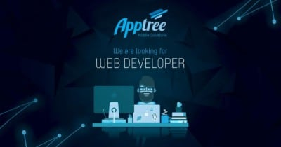 mobile web application developer job