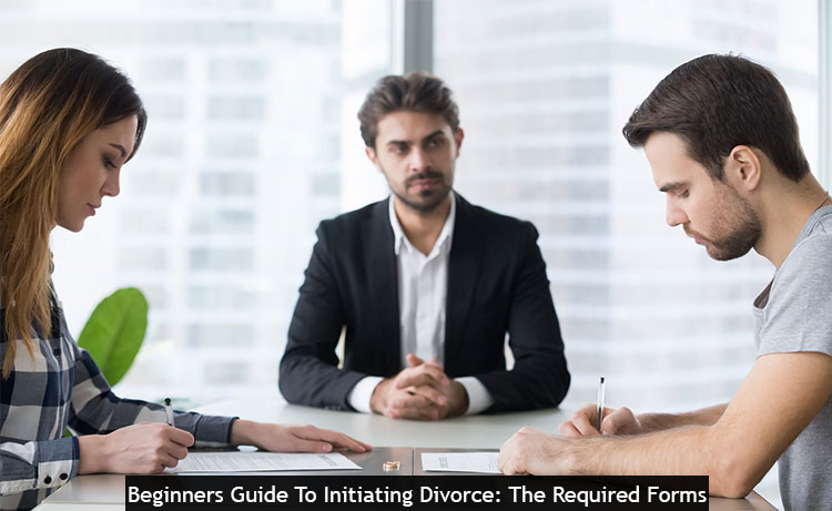 initiating application family law form