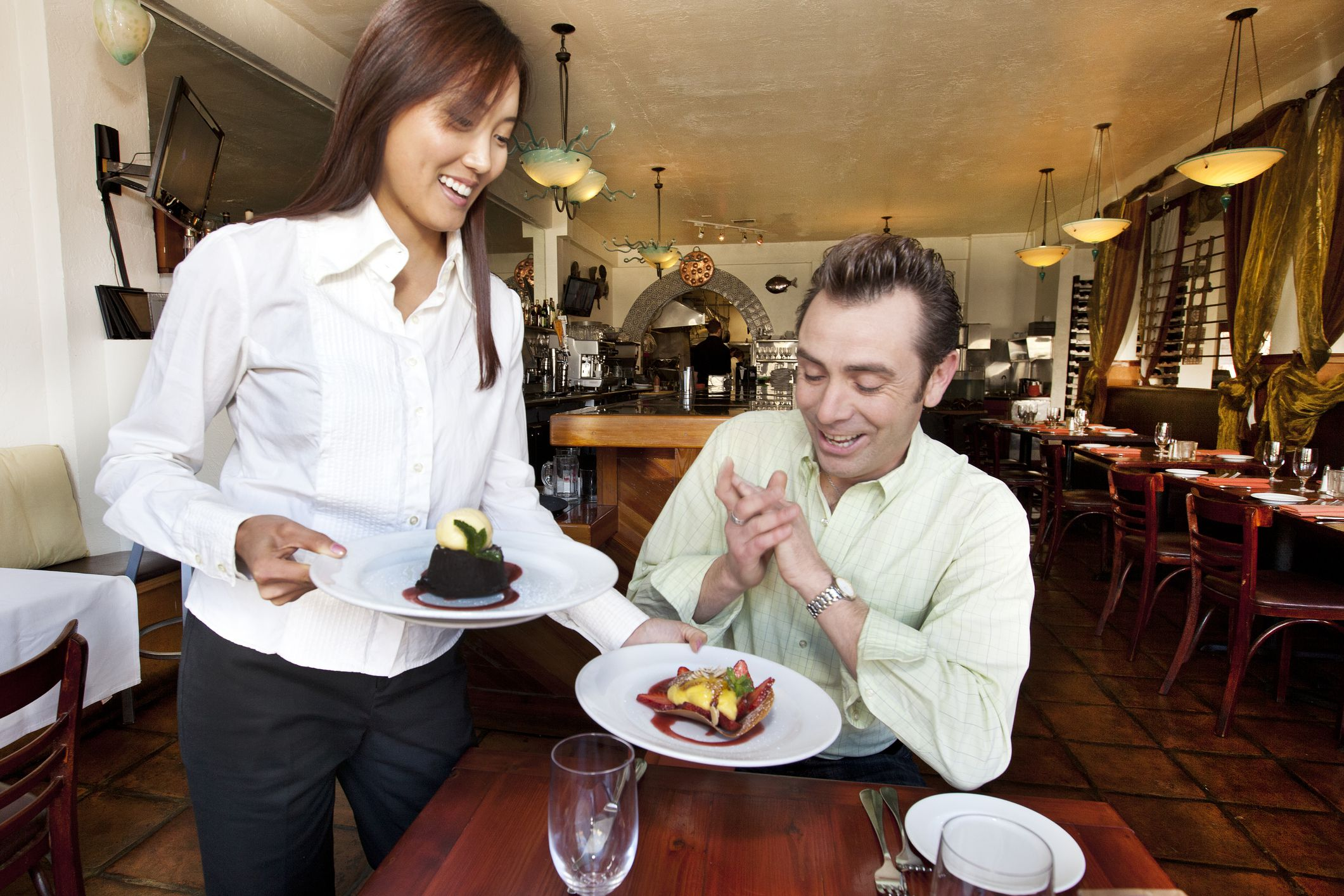 waitressing skills to applicable to other careers
