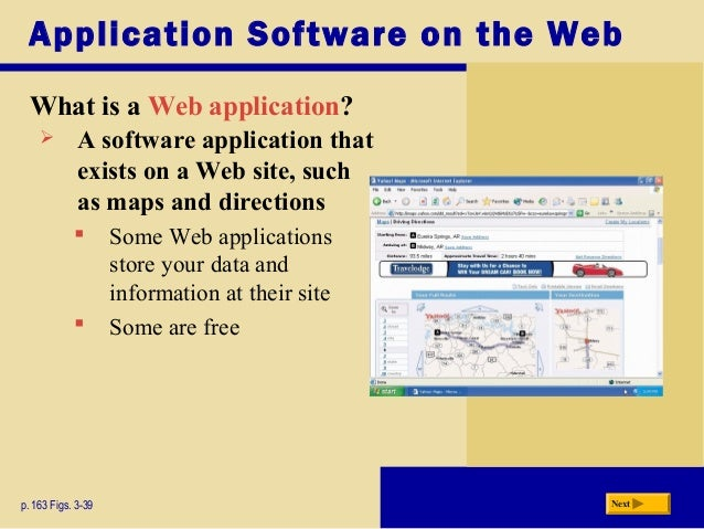 an application program used to view the web