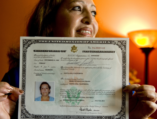 bow long citizenship application takes