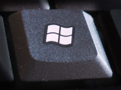 switch through opened folders files and running applications keyboard shortcut