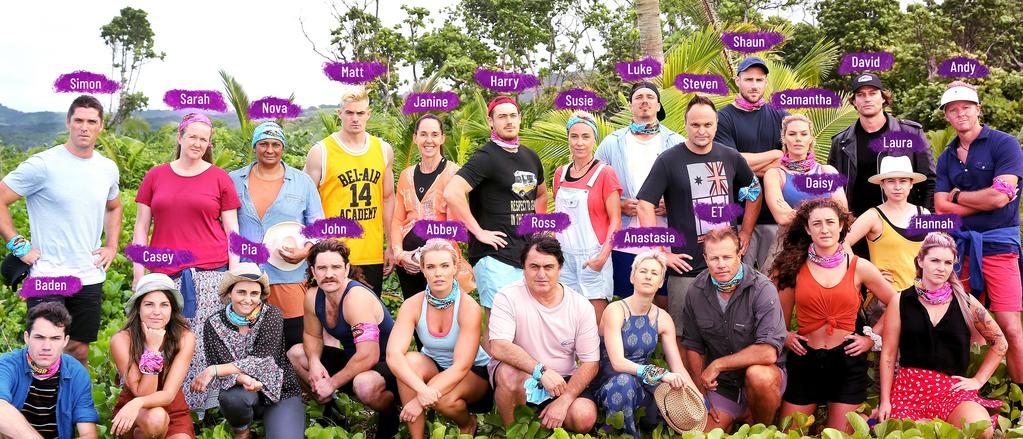 channel 10 inundated with australian survivor applications