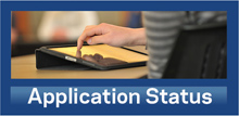 creighton law school application status