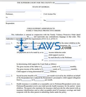 application to vary or revoke domestic violence order form