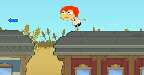 where do you send the application on poptropica reality tv