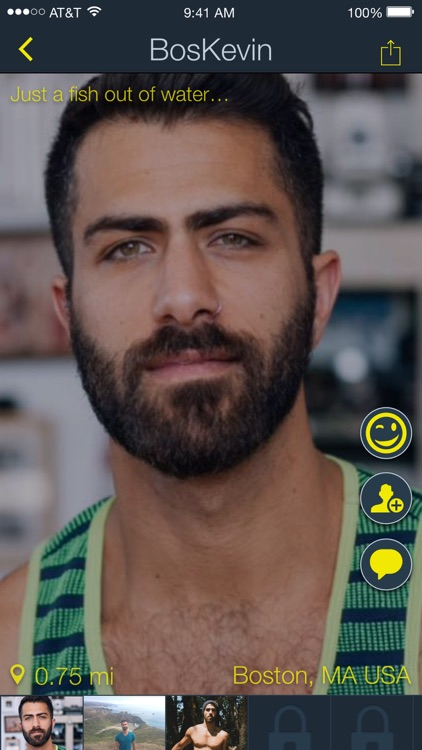 gay chat application for iphone