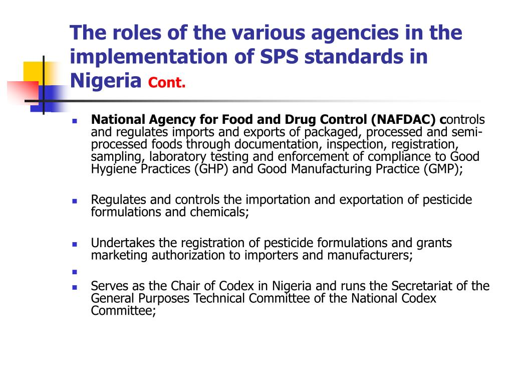application for export inspection and phytosanitary certification