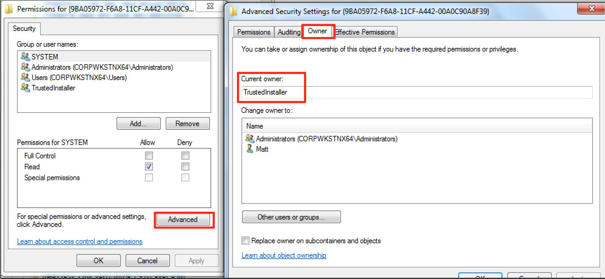 application with clsid 6b3b8d23-fa8d-40b9-8dbd-b950333e2c52