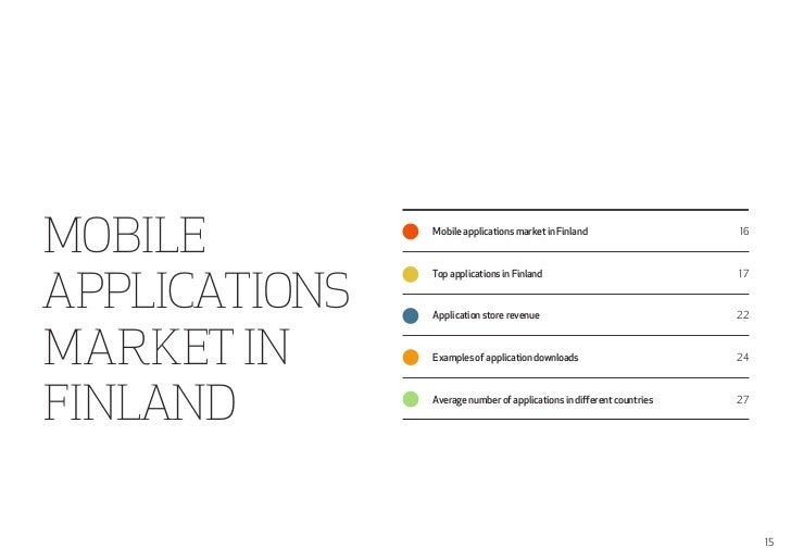 global mobile applications store revenue