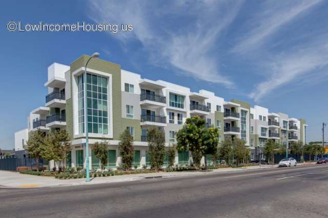 low income housing application online los angeles