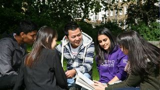 university of westminster phd application