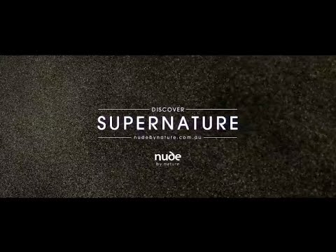 nude by nature mineral powder application