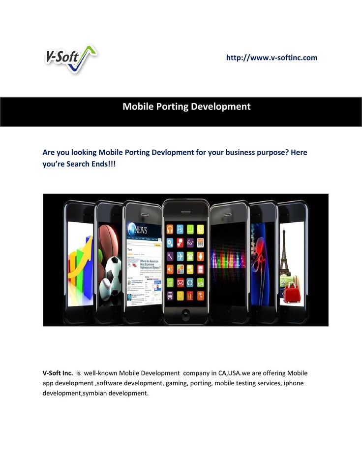 iphone application development company in usa