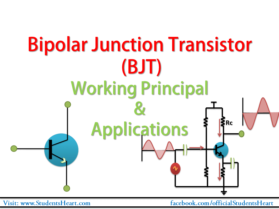 typical applications of the transistor