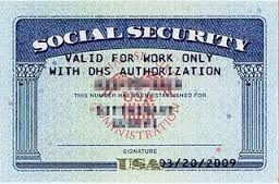 fake social security number for apartment application