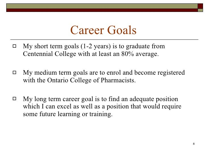 example of portfolio for job application