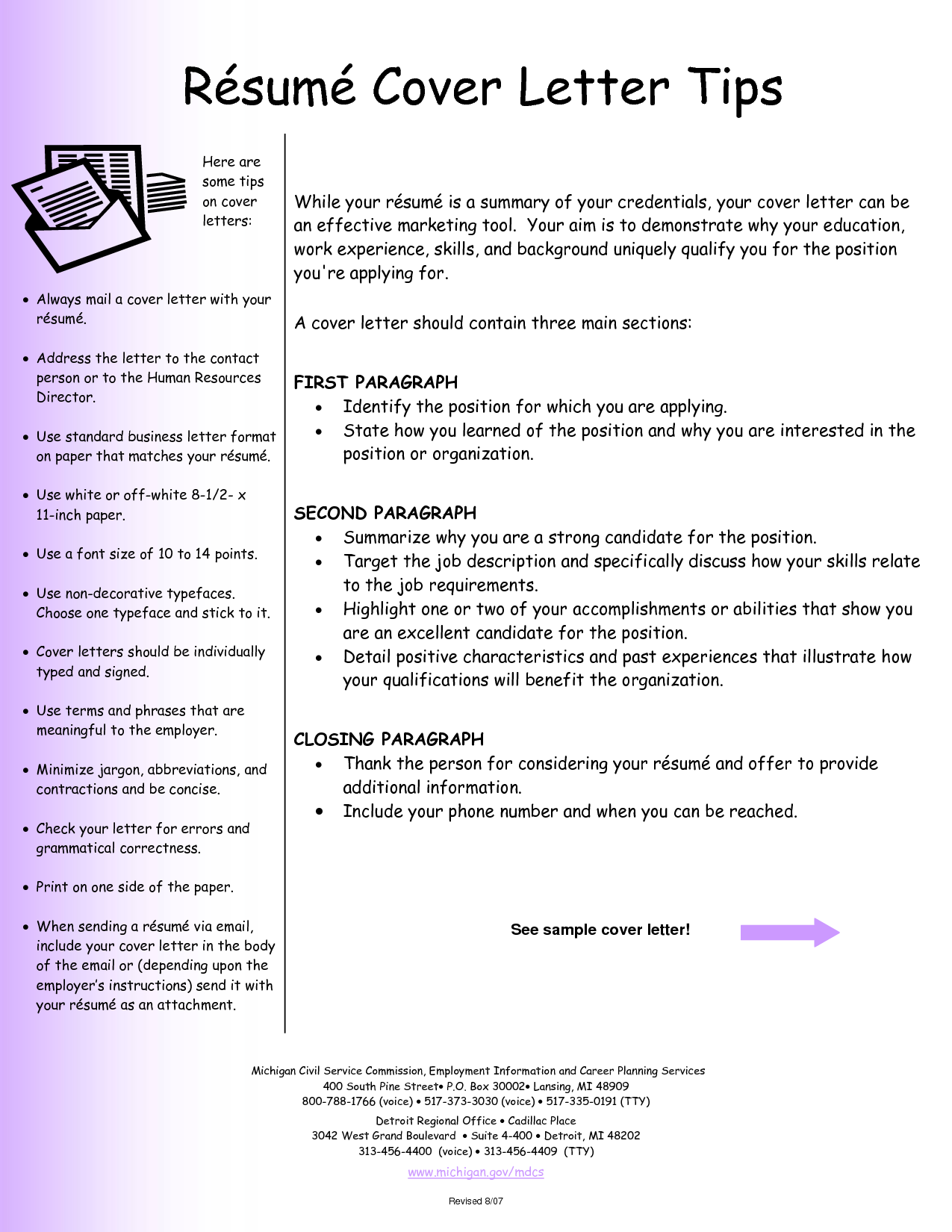 how to address a job application resume