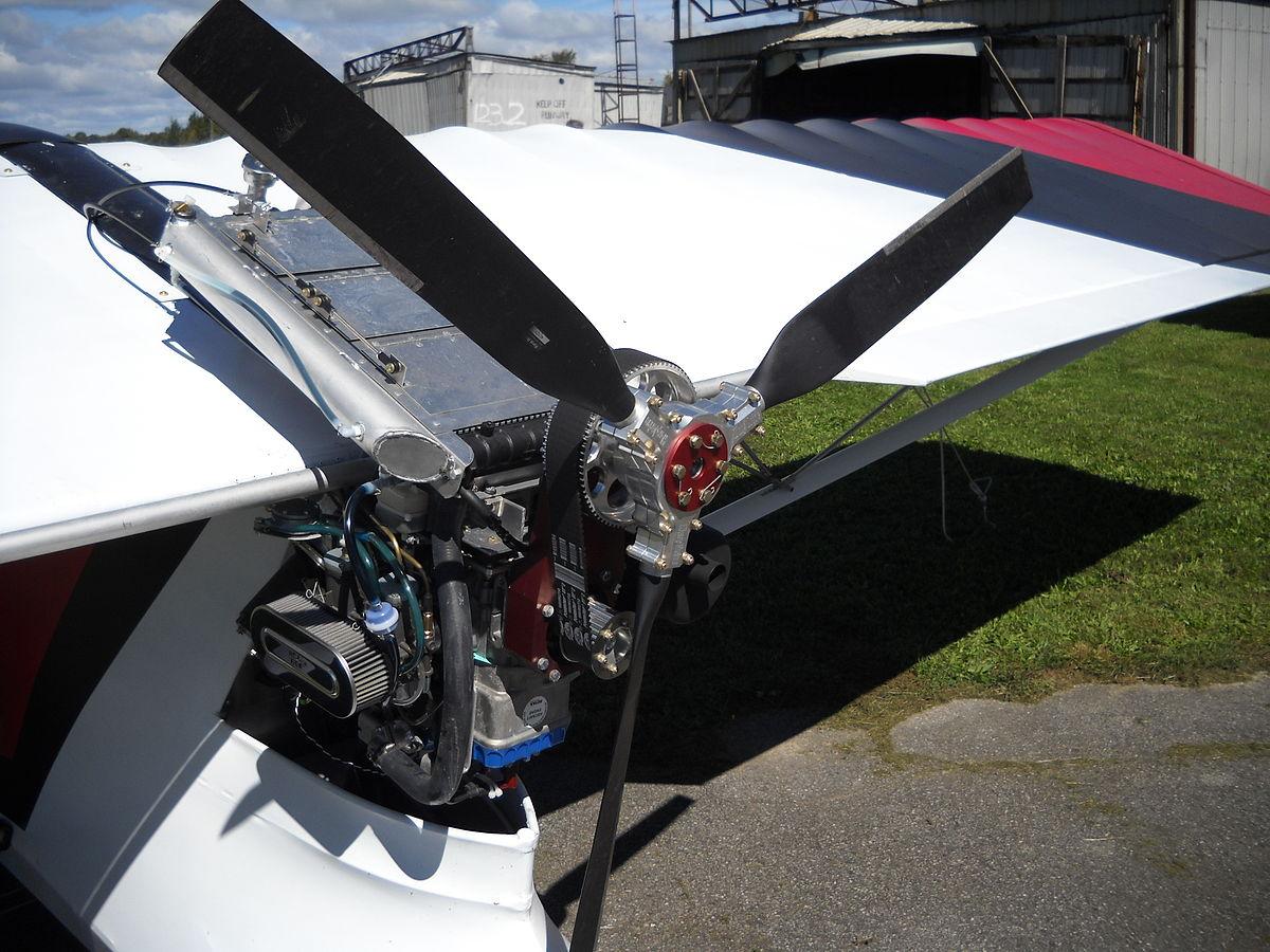 application factor of propeller drive gear aircraft
