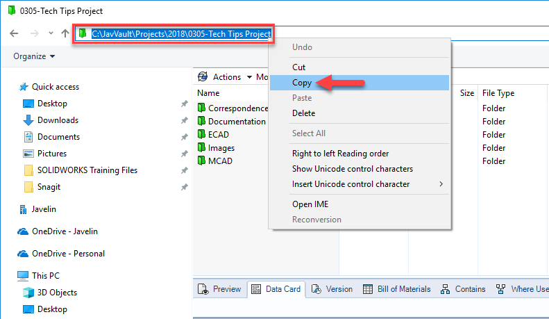 windows 10 shortcut to applications folder