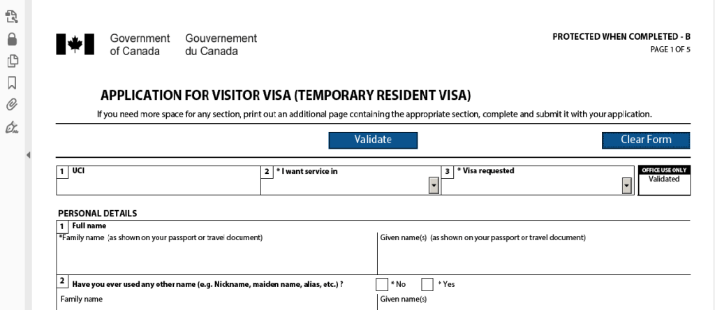 difficulties with application online visa for kenya from uk