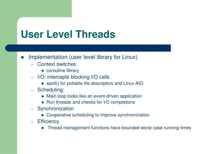 how to lock application thread on linux kernel event