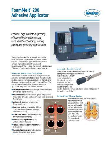3m scotch weld hot melt applicator ec manual