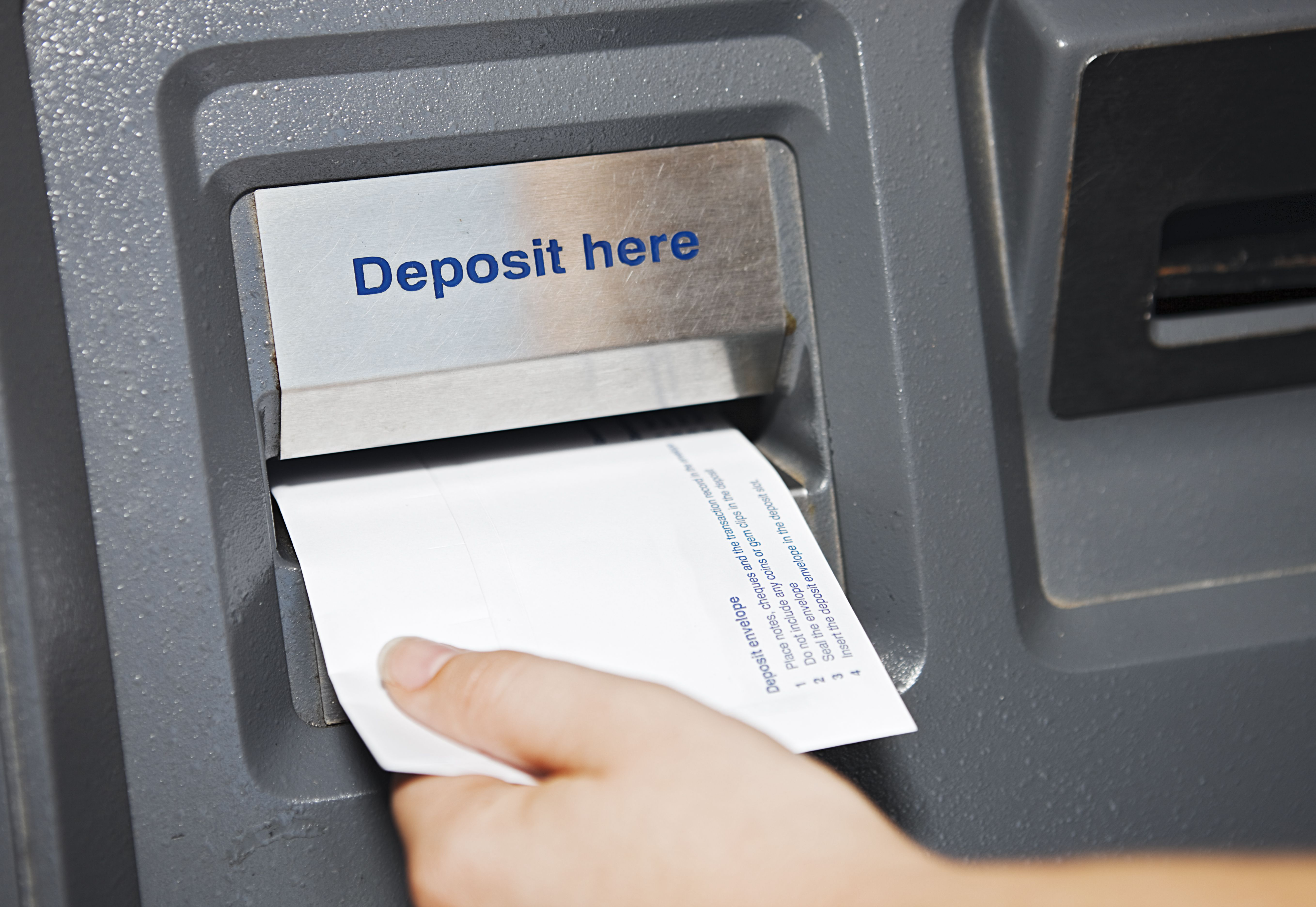 atm out of service application