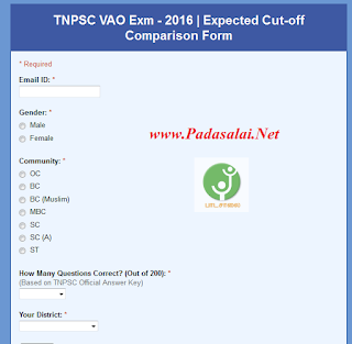 tnpsc group 2 application form