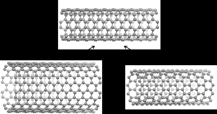 what are the current application of nanotubes