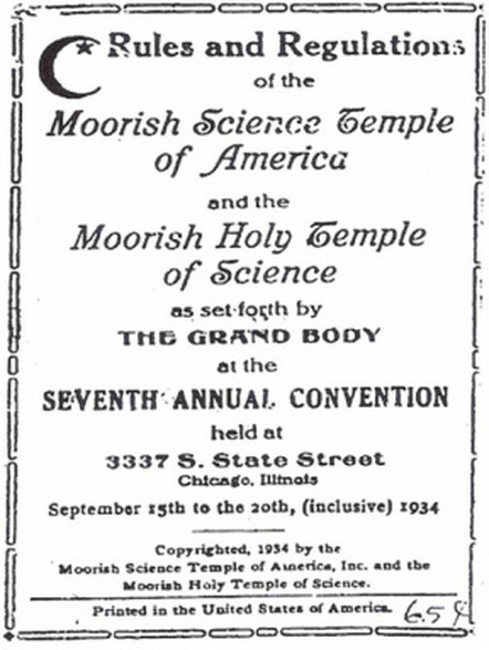 moorish science temple membership applications