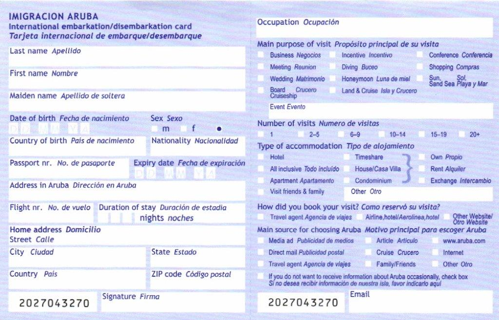 address to mail passport application