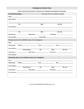 application form for medical alert bracelet