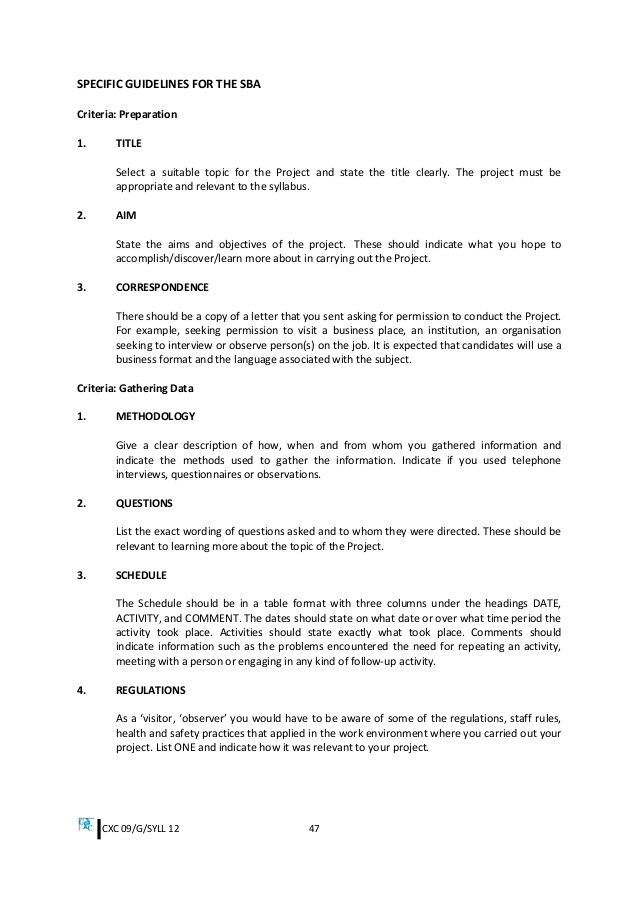 application letter addressing the selection criteria sample
