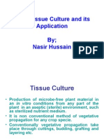 application of tissue culture in plant breeding
