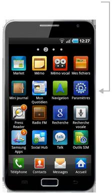 application pour scanner sur telephone