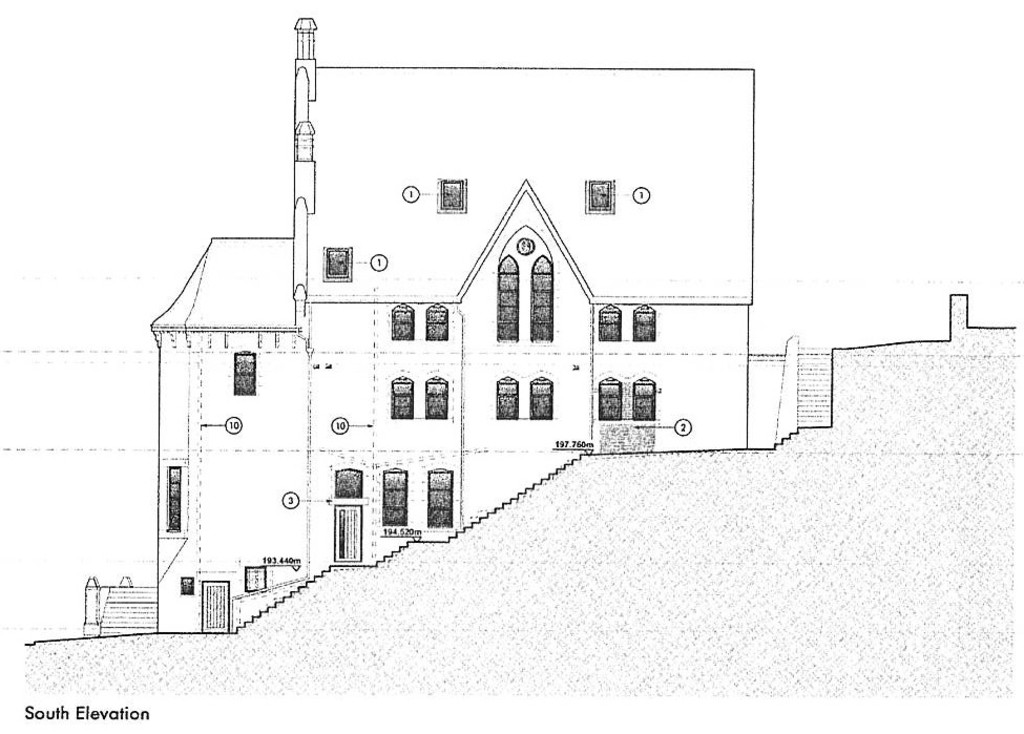 listed building consent application cost