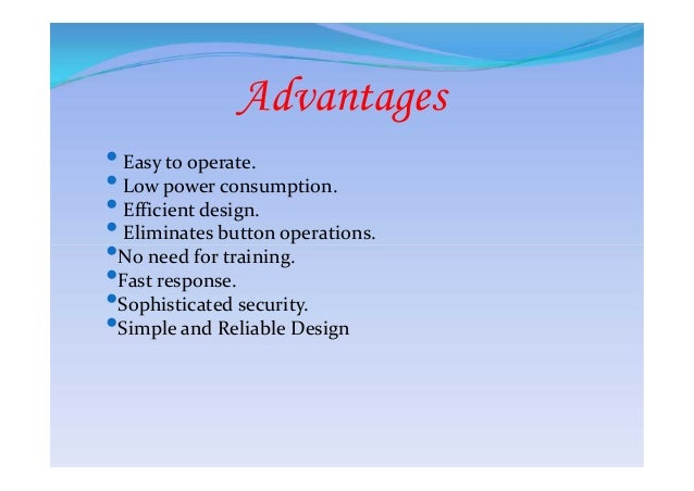 cell phone jammer applications ppt