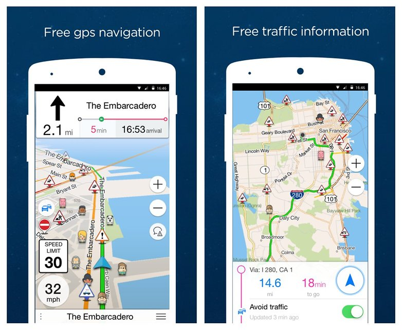 best offline gps application for android