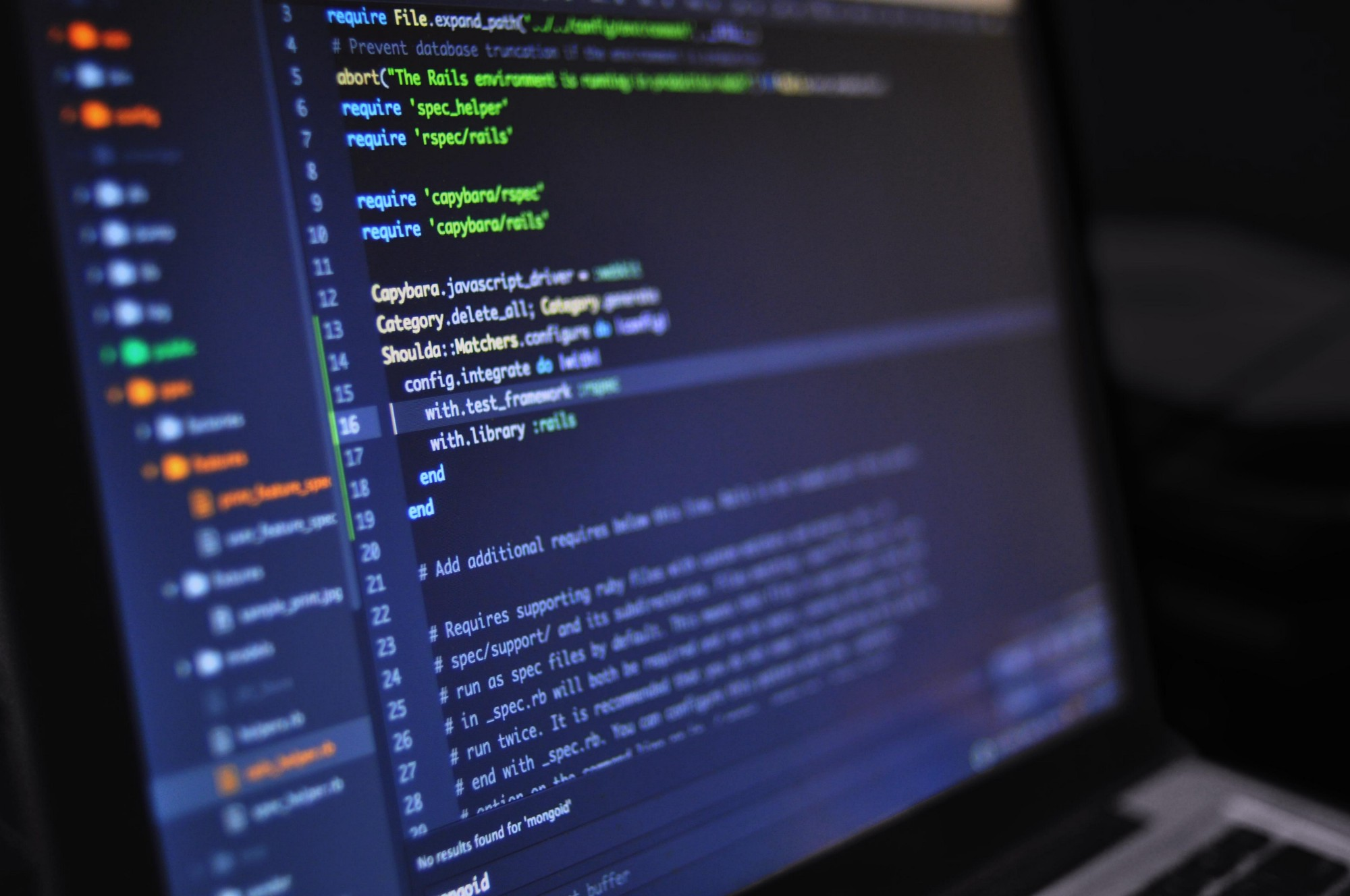 coding should i work on coding or application design first