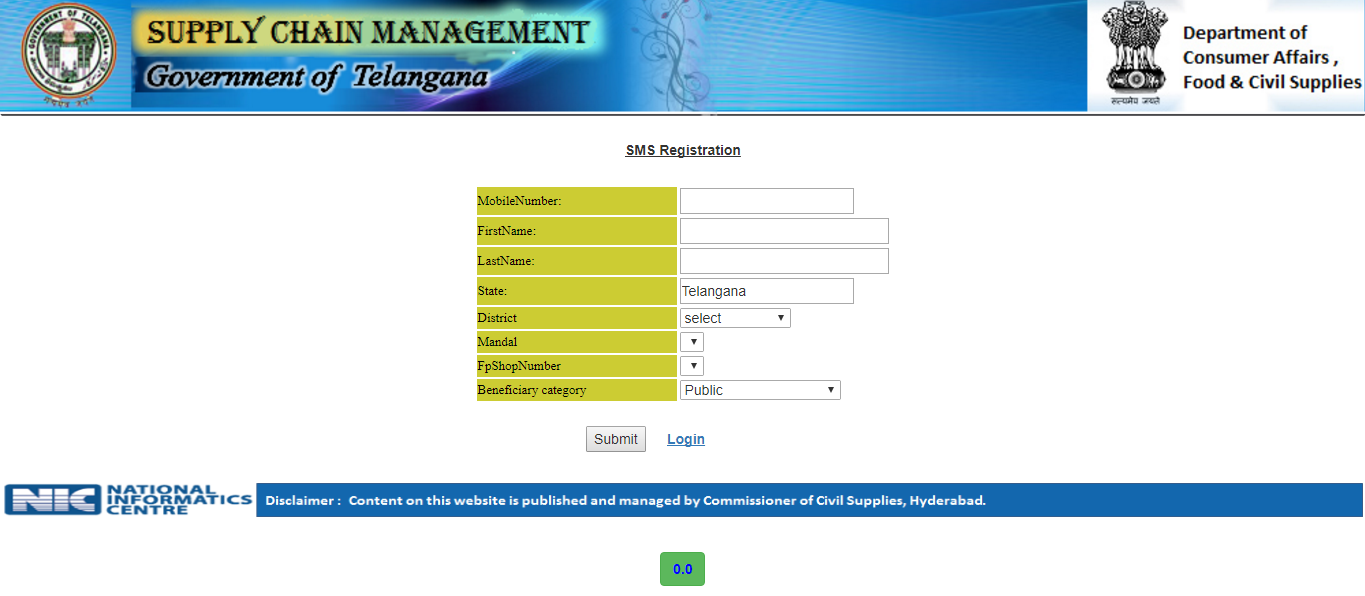 pan card application form online registration