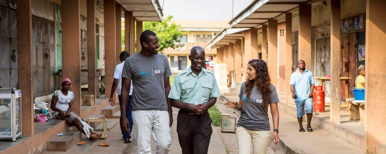 lattitude ics ghana volunteer application