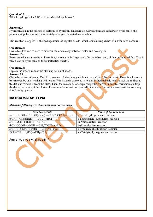 chemical kinetics real life application