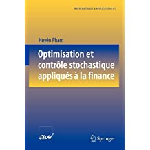 continuous-time stochastic control and optimisation with financial applications